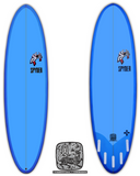 SPYDER SURFBOARDS, TIGER TAIL, [description] - Spyder Surf