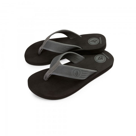 VOLCOM CLOTHING, VOLCOM CLOTHING DAYCATION SANDAL <p>V0811773</p>, [description] - Spyder Surf