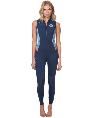 RIP CURL WETSUITS G BOMB LONG JANE WSM6AS