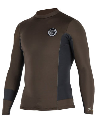 RIP CURL WETSUITS AGGRO 1.5MM LS WVE4IM