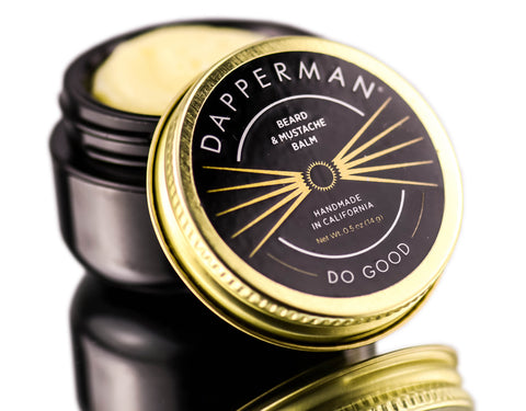 DAPPERMAN NATURALLY DERVIED BEARD BALM