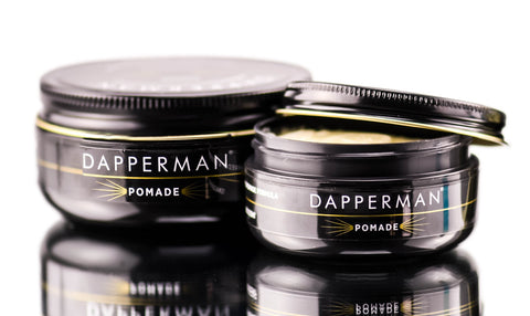 DAPPERMAN NATURAL DERIVED POMADE - ORIGINAL