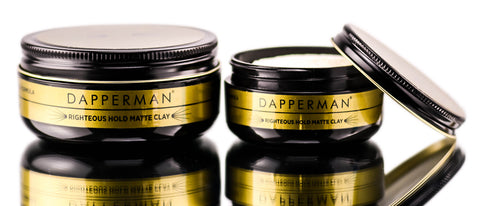DAPPERMAN NATURAL DERIVED POMADE - MATTE