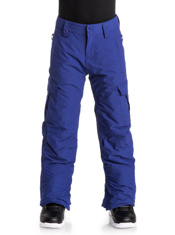 QUIKSILVER, QUIKSILVER BOYS PORTER SNOW PANTS, [description] - Spyder Surf