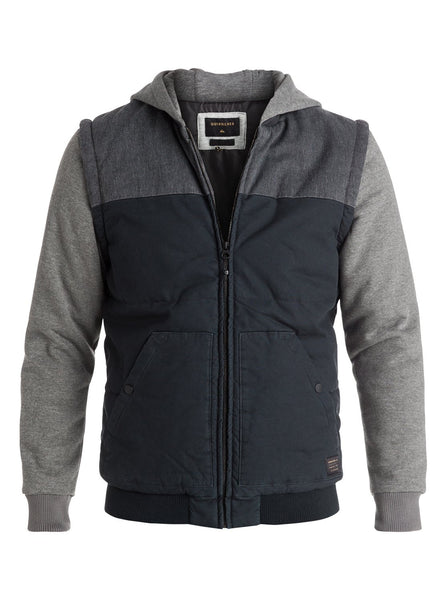 QUIKSILVER MENS MAIN MISSION JACKET