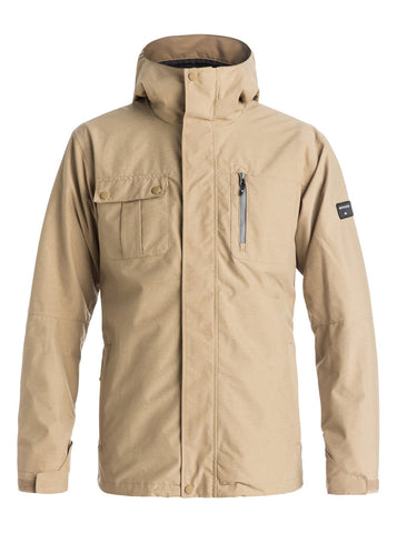 QUIKSILVER MISSION 3-N-1 JACKET