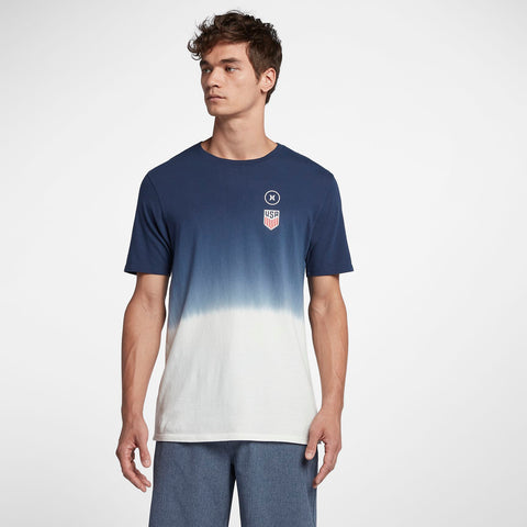 HURLEY USA NATL TEAM T AO4501