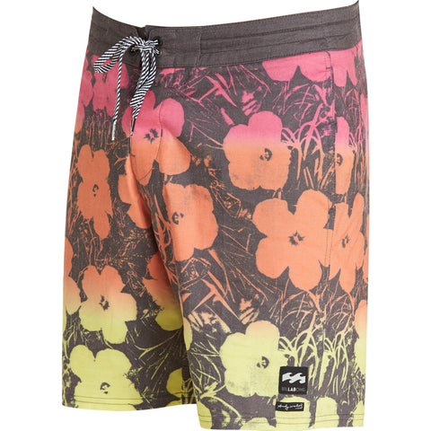 BILLABONG WARHOL FLOWERS LO TIDES