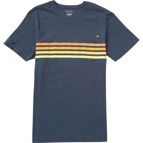 BILLABONG TEAM STRIPE M431NBTS