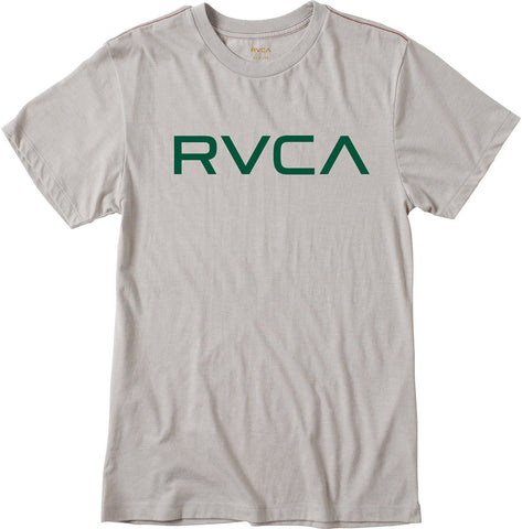 RVCA BIG RVCA VINTAGE <p> The RVCA Big RVCA Vintage Dye is a slim fit, short sleeve tee with front screen print and screened inside neck.  </p>