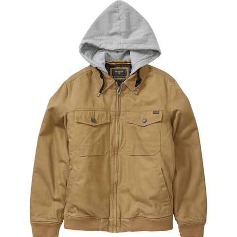 BILLABONG BARLOW TWILL B704LBAT