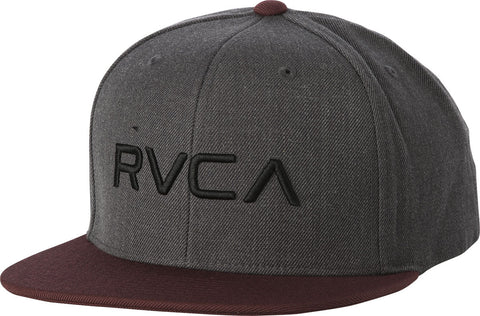 RVCA, RVCA TWILL SNAPBACK, [description] - Spyder Surf