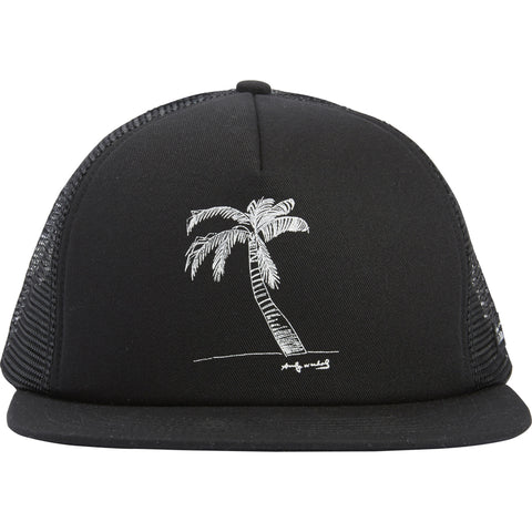 BILLABONG WOMENS WARHOL HOLLY TRUCKER HAT