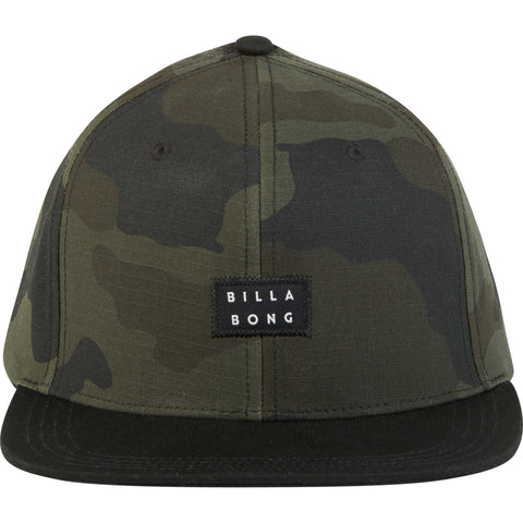 BILLABONG PRIMARY SNAPBACK MAHTMPRI