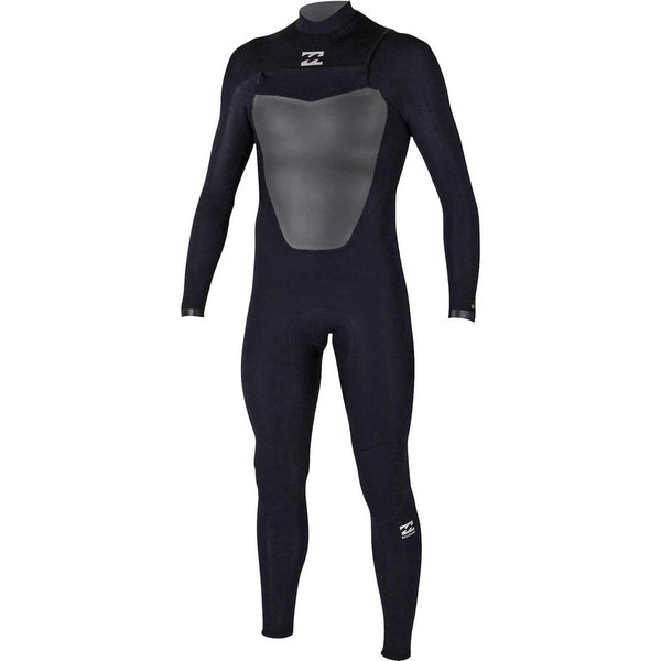 BILLABONG 4/3 ABSOLUTE COMP CHEST ZIP FULL SUIT