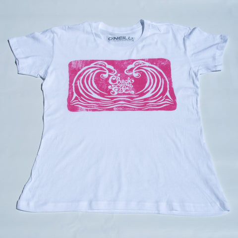 "B4BC, B4BC X O'NEILL ""CHECK YOUR SET"" S/S TEE, [description] - Spyder Surf"