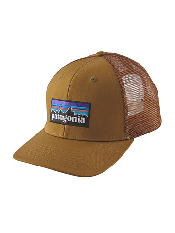 PATAGONIA, PATAGONIA P-6 LOGO TRUCKER <p>38017</p>, [description] - Spyder Surf