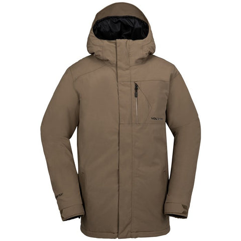 VOLCOM MENS L GORE-TEX JACKET