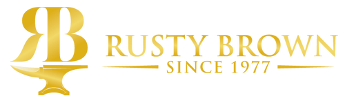 Rusty Brown Jewelry