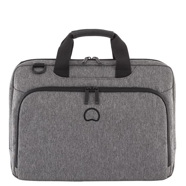 "Delsey Esplanade 15.6"" Laptop Bag Anthracite"