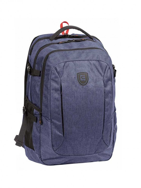 Cellini Uni Ace Multi Pocket Backpack Blue