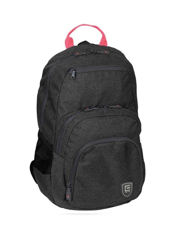 Cellini Uni Dome Backpack Black