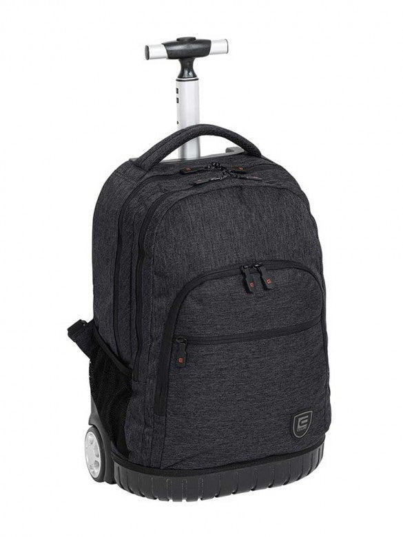 Cellini Uni Trolley Backpack Black