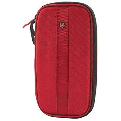 Victorinox RFID Travel Organiser Wallet Red