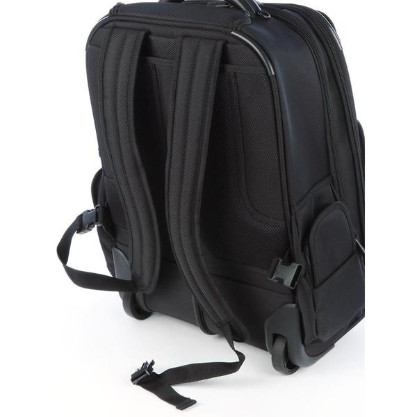 Cellini Lusso Trolley Backpack Bag Black