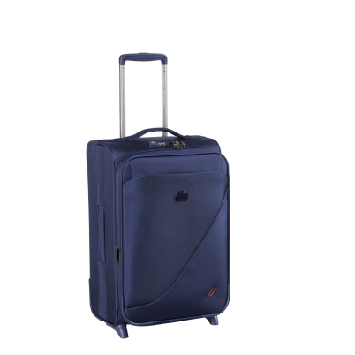 Delsey New Destination 55cm Expandable Navy
