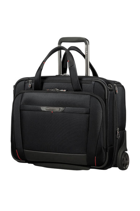 Samsonite Pro DLX 5 Business Case With Wheels Expandable 39.6cm/15.6inch