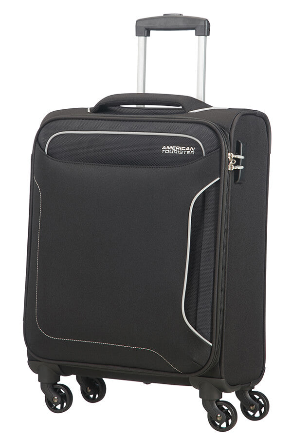 American Tourister Holiday Heat 55cm Black