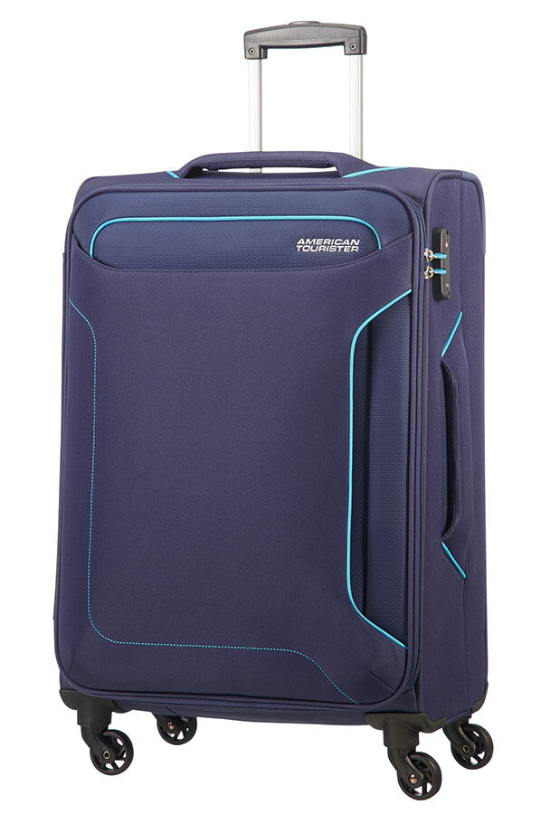 American Tourister Holiday Heat 67cm Navy