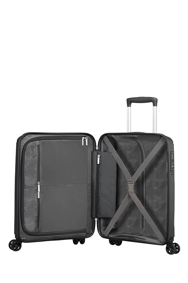 American Tourister Sunside Spinner 55cm Black