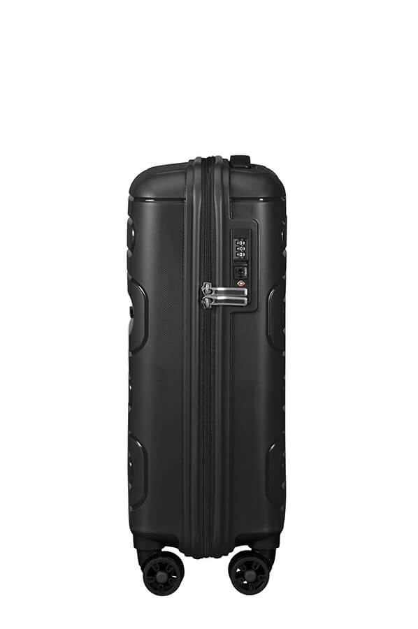 American Tourister Sunside Spinner Expandable 68cm Sunset Red