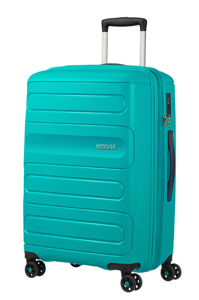 American Tourister Sunside Spinner Expandable 68cm Aero Turquoise