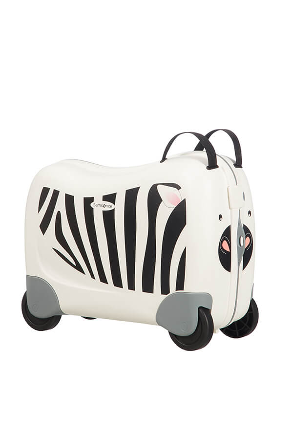 Samsonite Dream Rider Zebra Zeno Suitcase