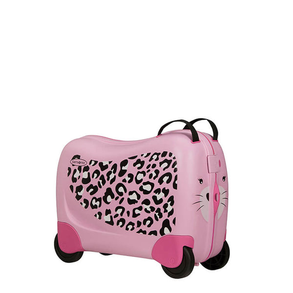 Samsonite Dream Rider Leopard Suitcase