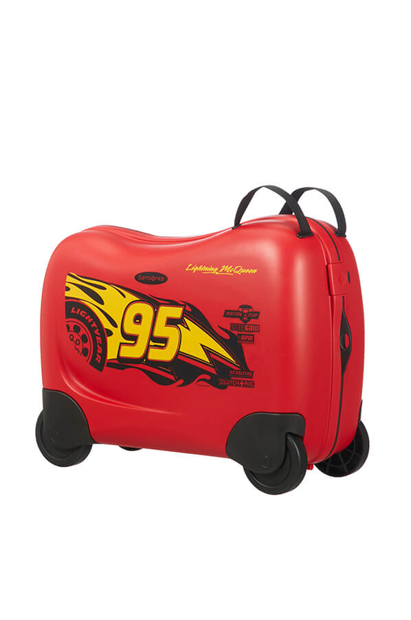 Samsonite Dream Rider Cars 3 Suitcase