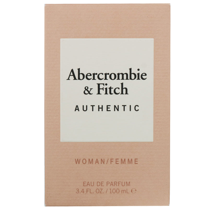 Abercrombie And Fitch Authentic Woman 100ml