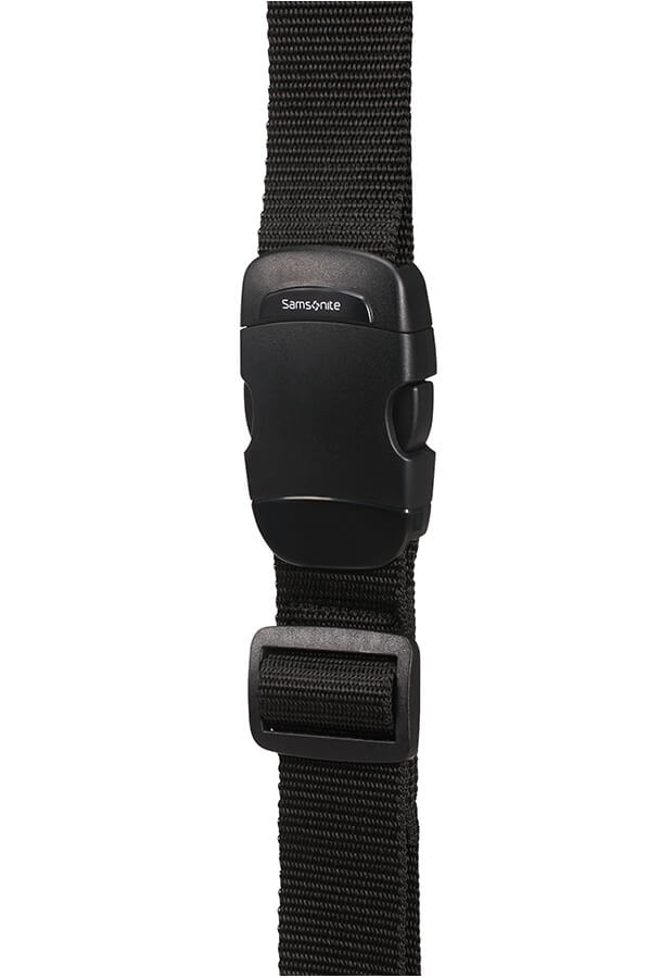 Samsonite Luggage Strap 38mm Black