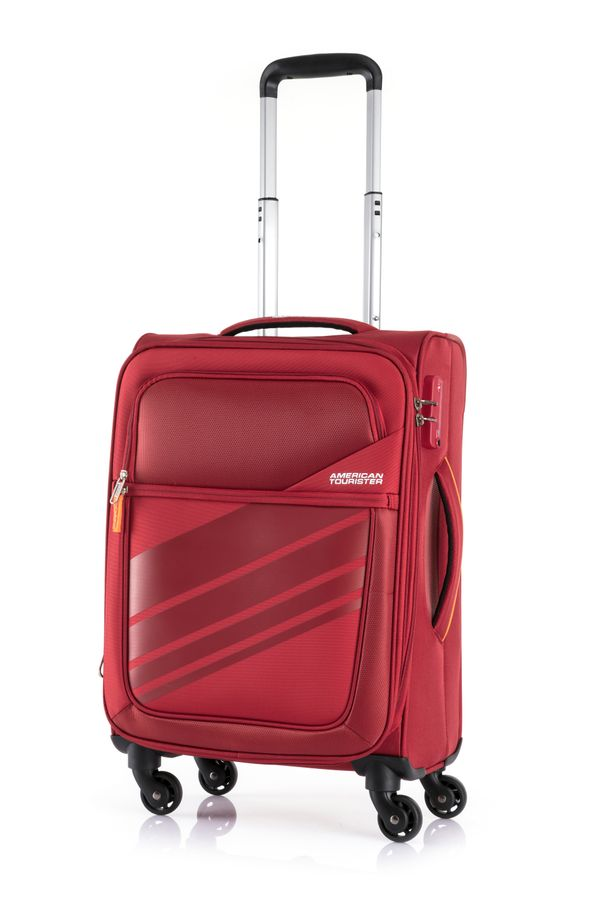 American Tourister Stirling 56cm Expandable Red