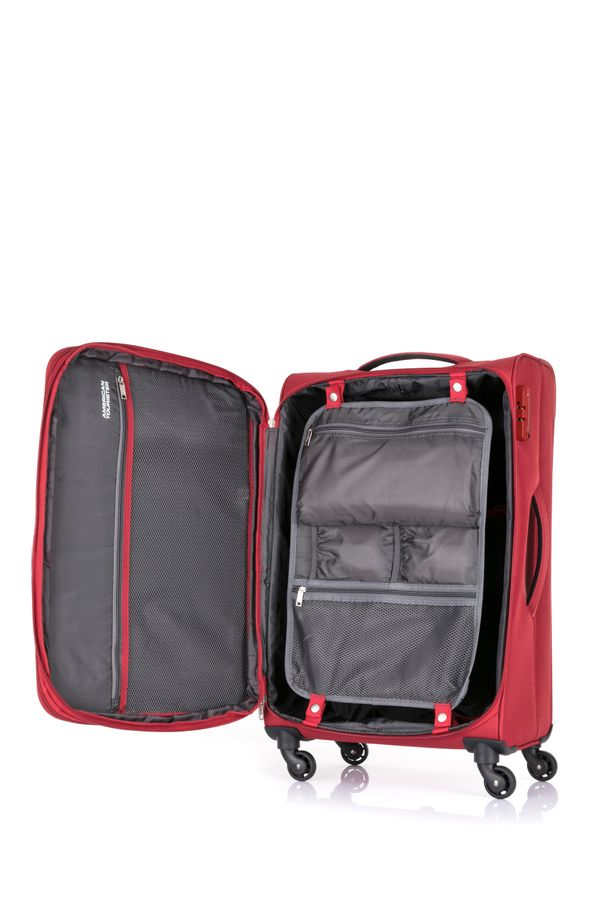 American Tourister Stirling 79cm Expandable Red
