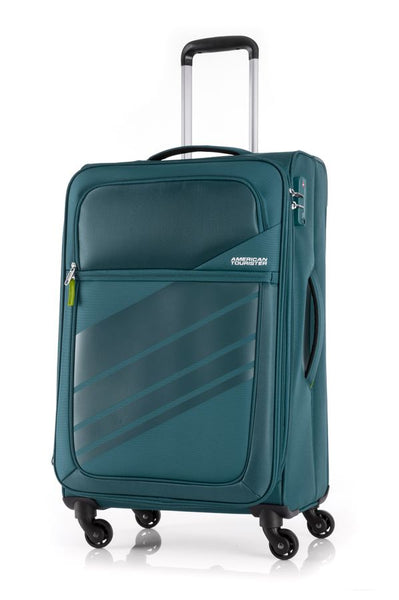 American Tourister Stirling 68cm Expandable Teal