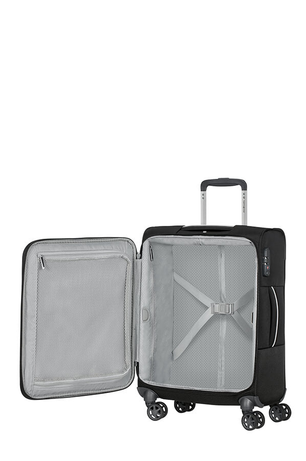 Samsonite Pop Soda 55cm Black