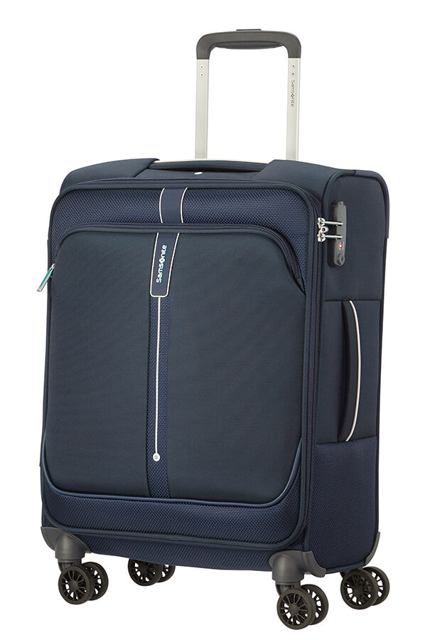 Samsonite Pop Soda 55cm Navy Blue