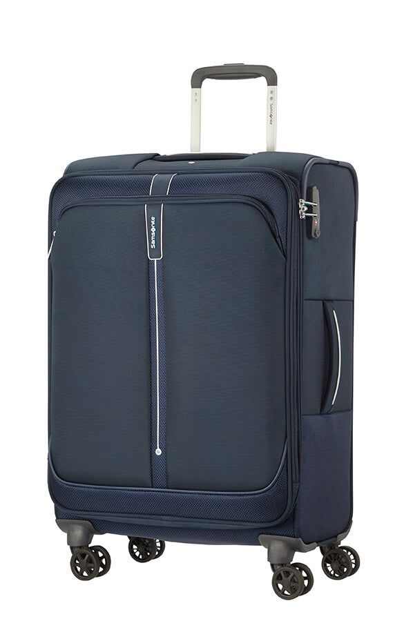 Samsonite Pop Soda 65cm Navy Blue