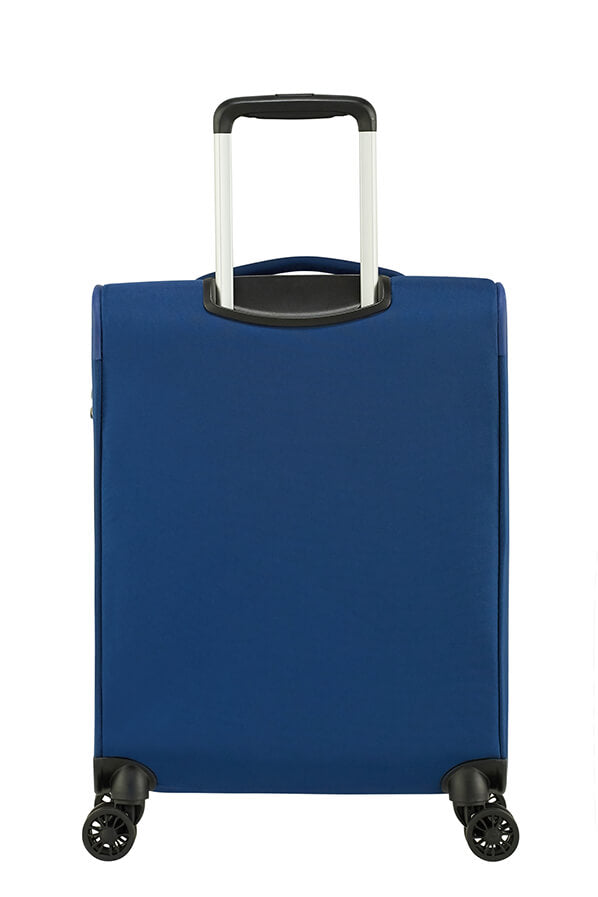 American Tourister Matchup 67cm Spinner Neon Blue