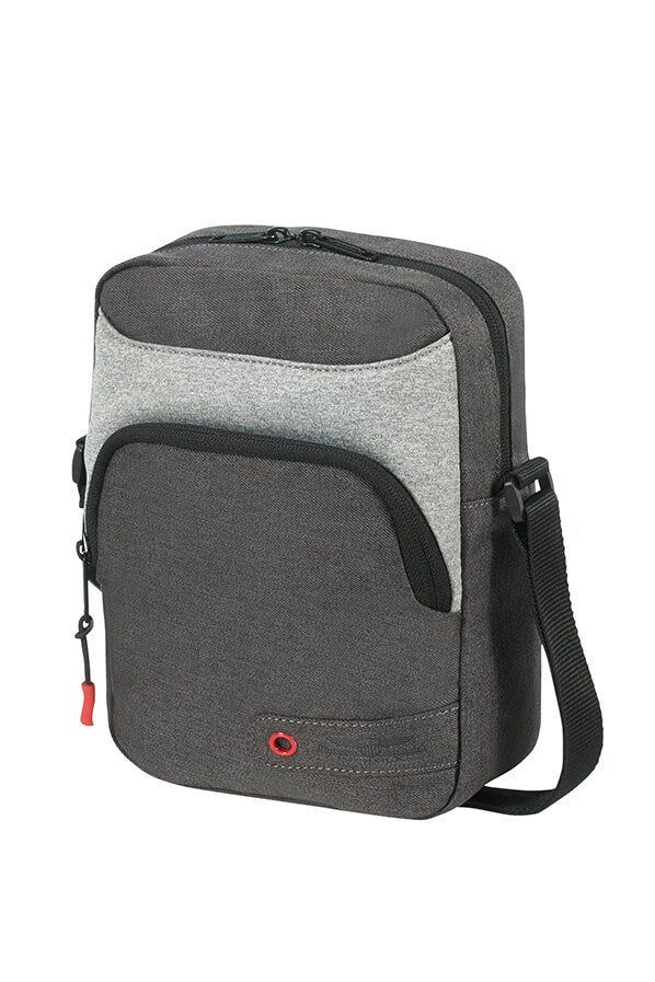 American Tourister City Aim Cross-over Grey
