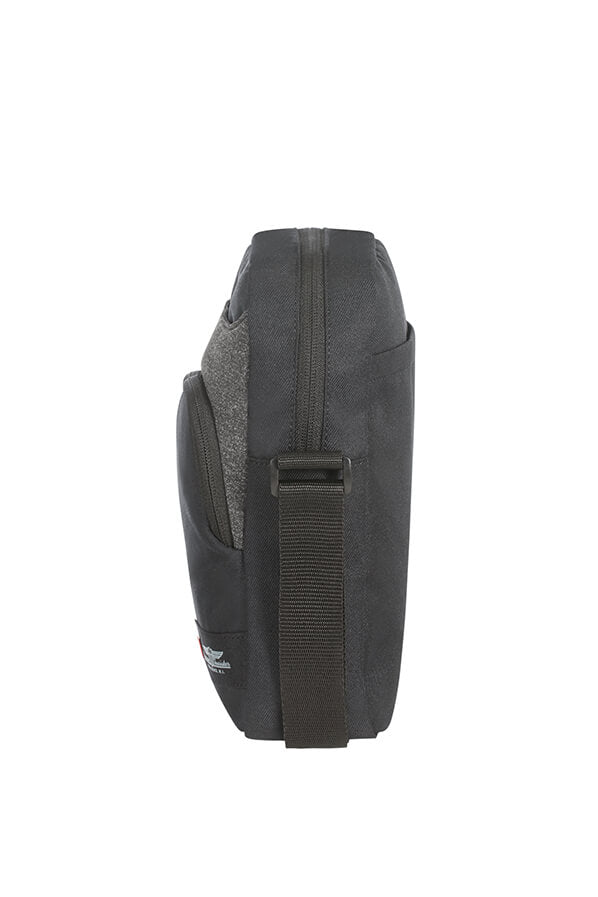 American Tourister City Aim Cross-over Black